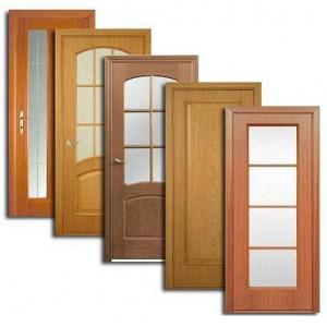 Двери, дверные блоки Ванино