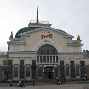 Железнодорожные вокзалы Ванино